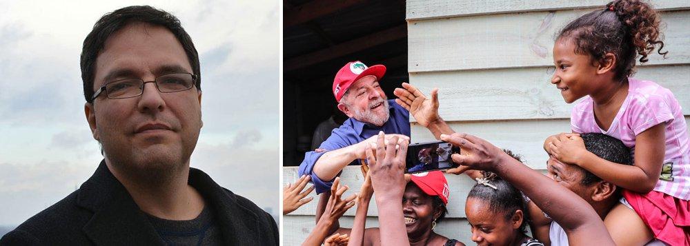 Luis Miguel: Lula é feito do material dos grandes líderes populares