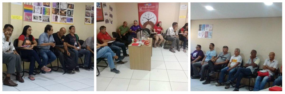 Sindicalistas do Ceará propõe criação do Comitê Sindical Lula Livre