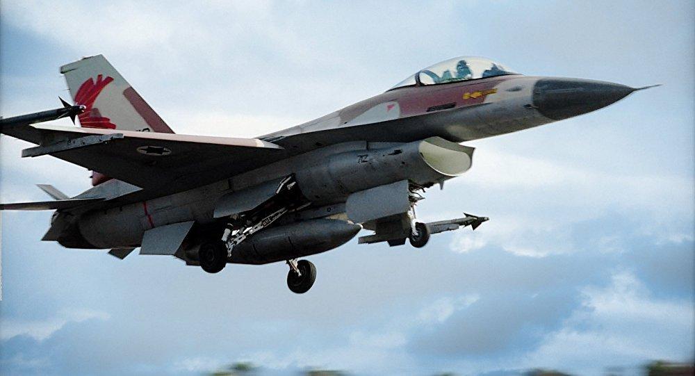 Em nova incursão, aviação israelense bombardeia alvos em Gaza