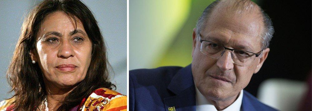 Tereza Cruvinel: Alckmin na ofensiva