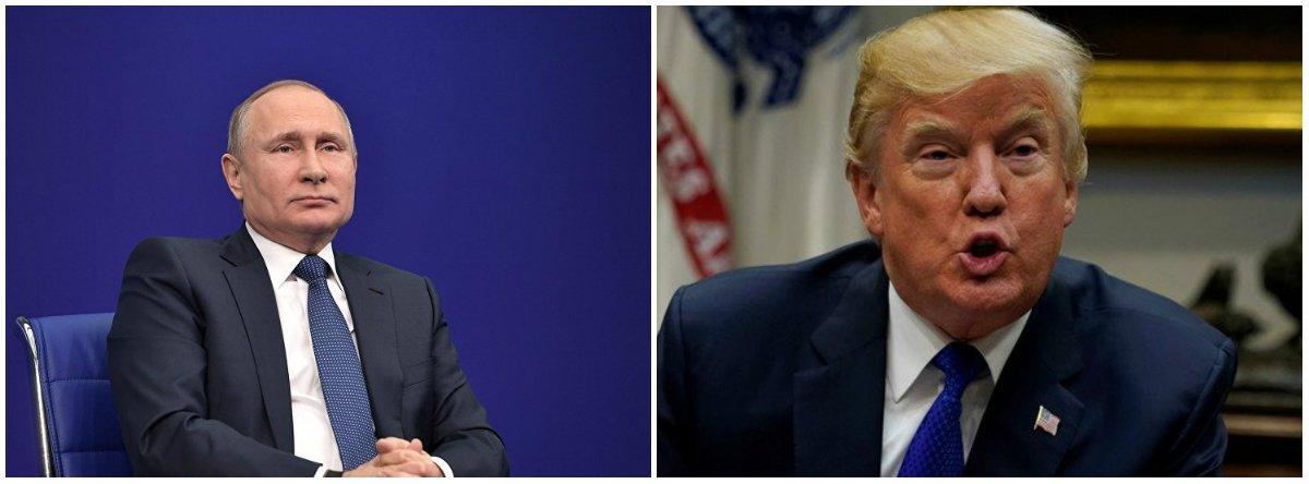 Agentes russos são indiciados por suposta interferência nas eleições dos EUA
