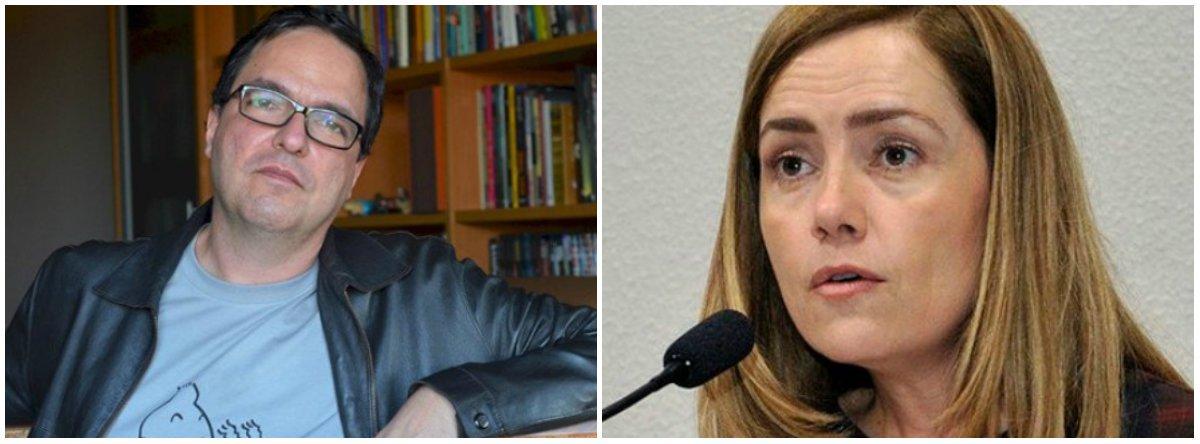 Luis Miguel: proteção a professora da UnB é urgente e indispensável