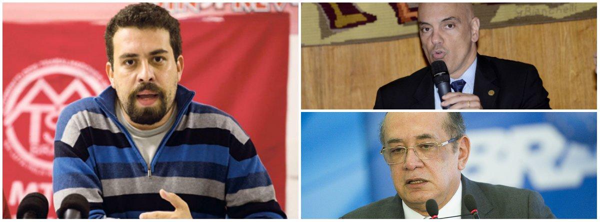 'Por que Dodge não pede abertura de inquérito contra Moraes e Gilmar'