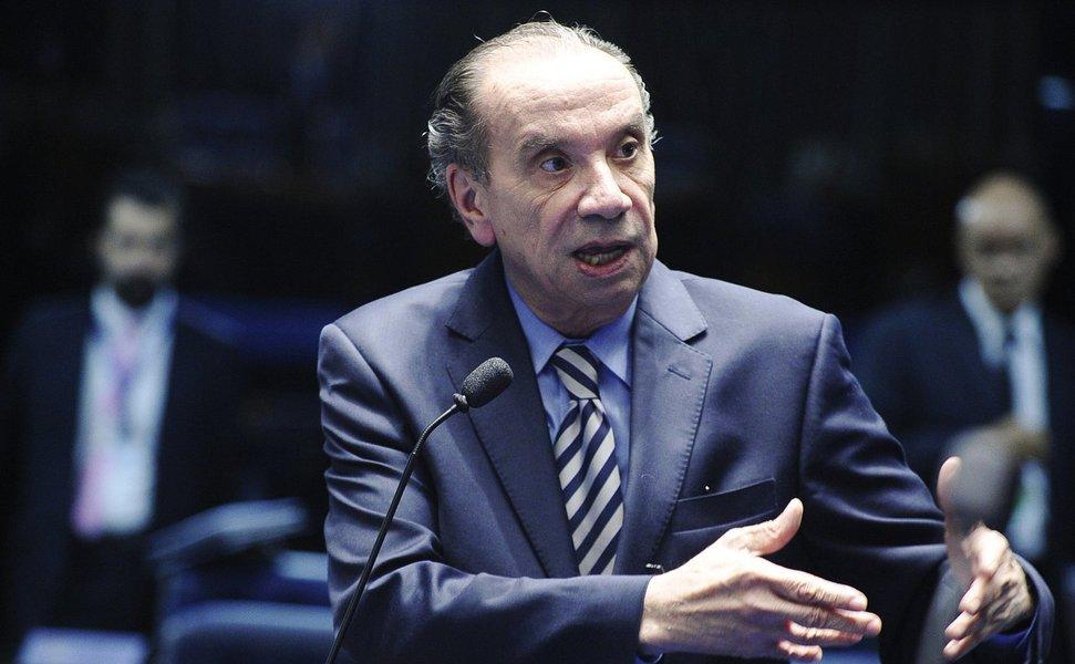 Ministro considera ruim para Brasil disputa entre EUA e China