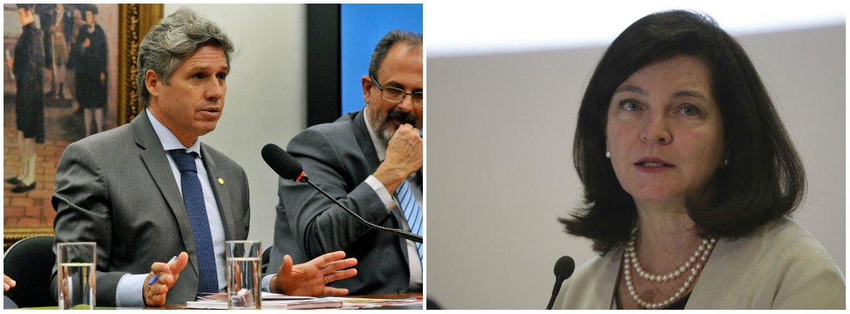 Teixeira dá lição sobre democracia a Raquel Dodge