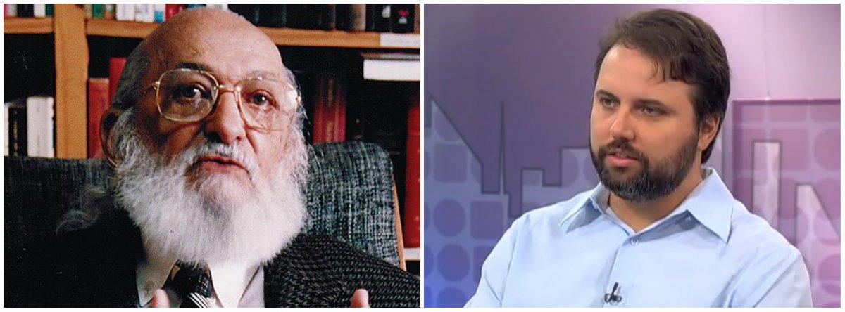 Educador cita Paulo Freire e diz que atraso no ensino é projeto do golpe