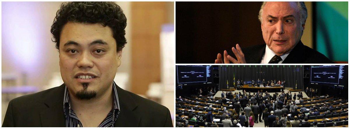 Sakamoto: na xepa do governo Temer, o Congresso liquida o que sobrou da República