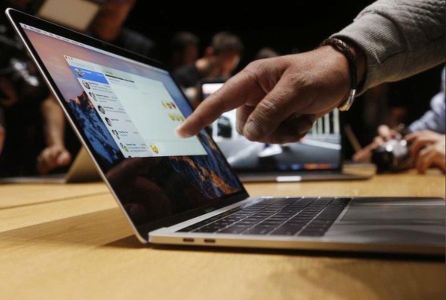 Apple lança processadores mais rápidos para MacBook Pro