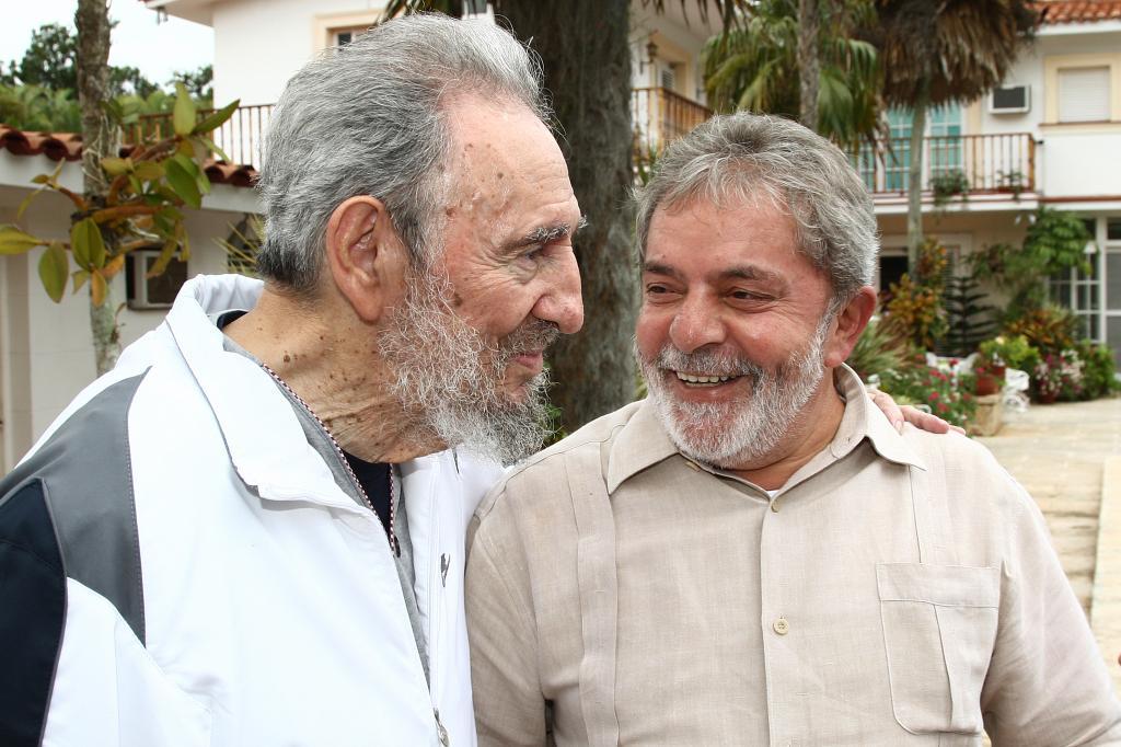 O Foro de Lula e Fidel