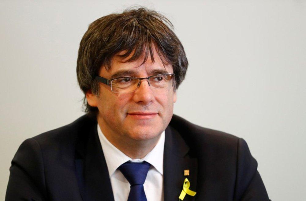 Alemanha decide por extradição de ex-líder catalão Puigdemont