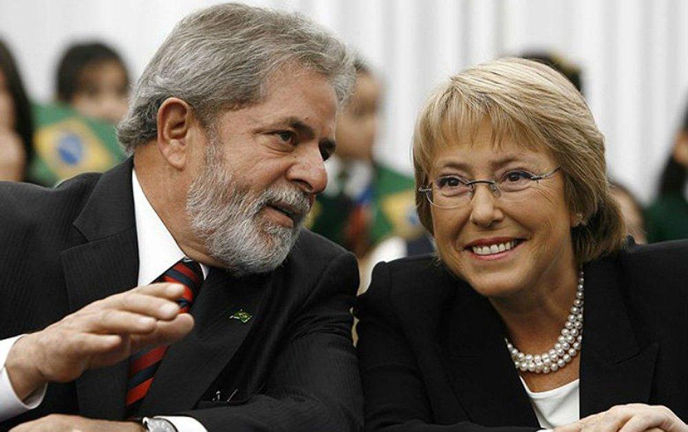 Conservadores chilenos ameaçam impedir Bachelet de visitar Lula