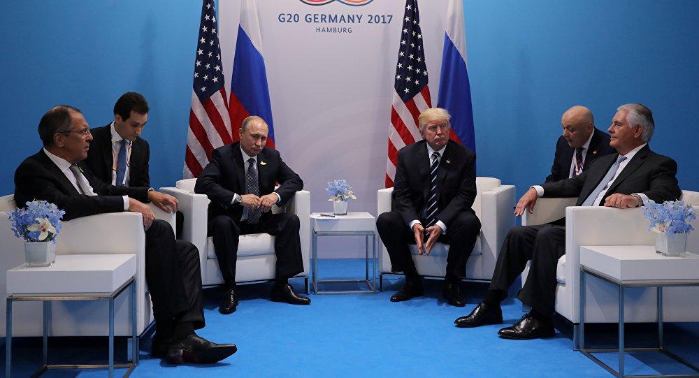 Trump e Putin podem concordar em retomar conversas sobre controle de armas
