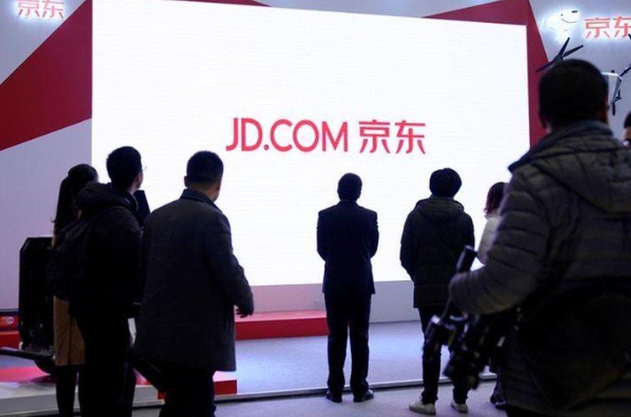 Unidade financeira da JD.com capta US$2 bi e dobra valor