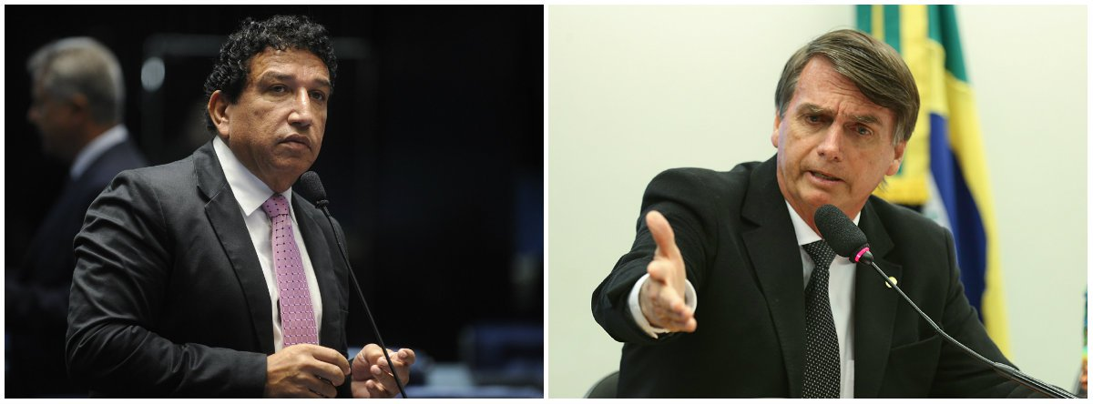 Magno Malta se recusa a participar de chapa com Bolsonaro