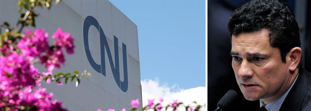 CNJ só deve avaliar procedimentos contra Moro em setembro