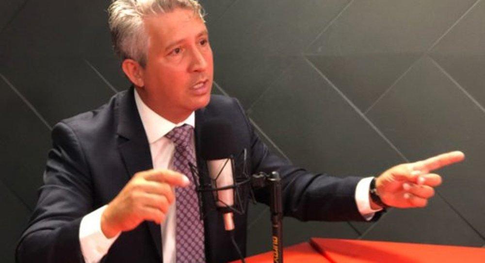 """""""Bolsonaro não pode ser considerado opção"""", diz Carballal"""