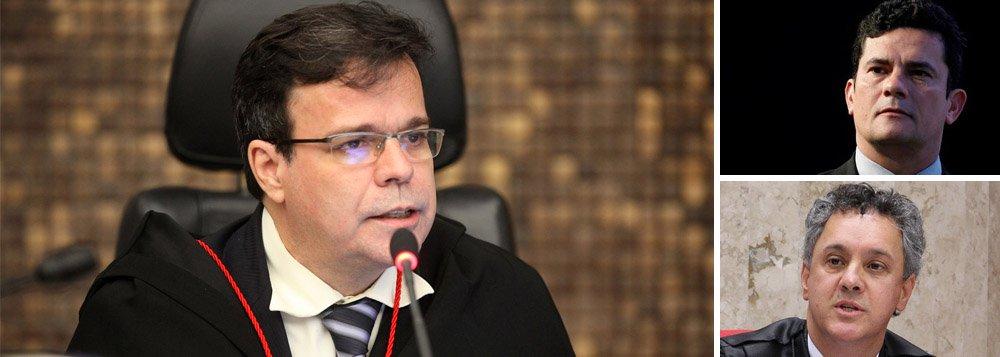 'Moro e Gebran cometeram crime', diz desembargador