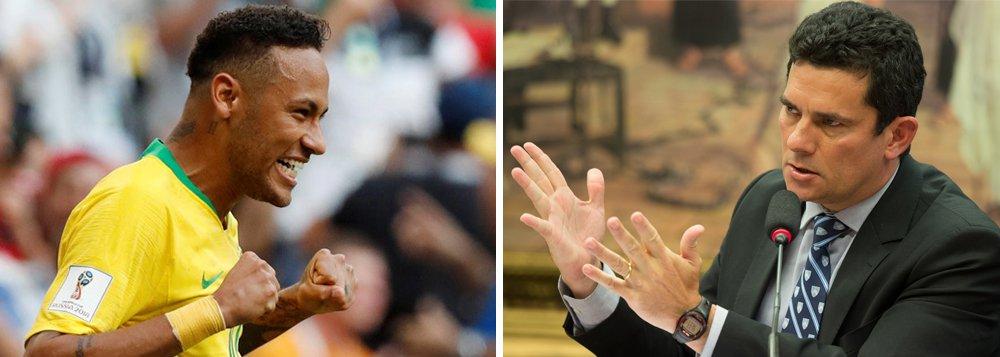 Avritzer: uma reflexão sobre Neymar e Sérgio Moro