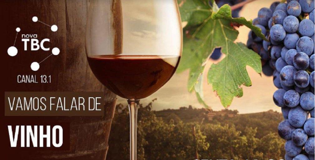 Nova TBC lança série sobre vinhos para os goianos
