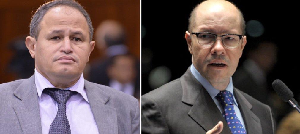Carlos Antônio: PTB briga para Demóstenes ser candidato a senador