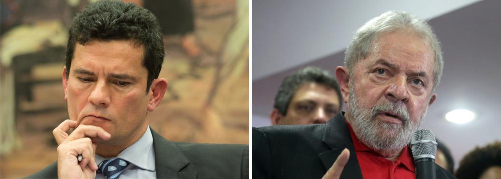 Moro usa AI-5 contra Lula