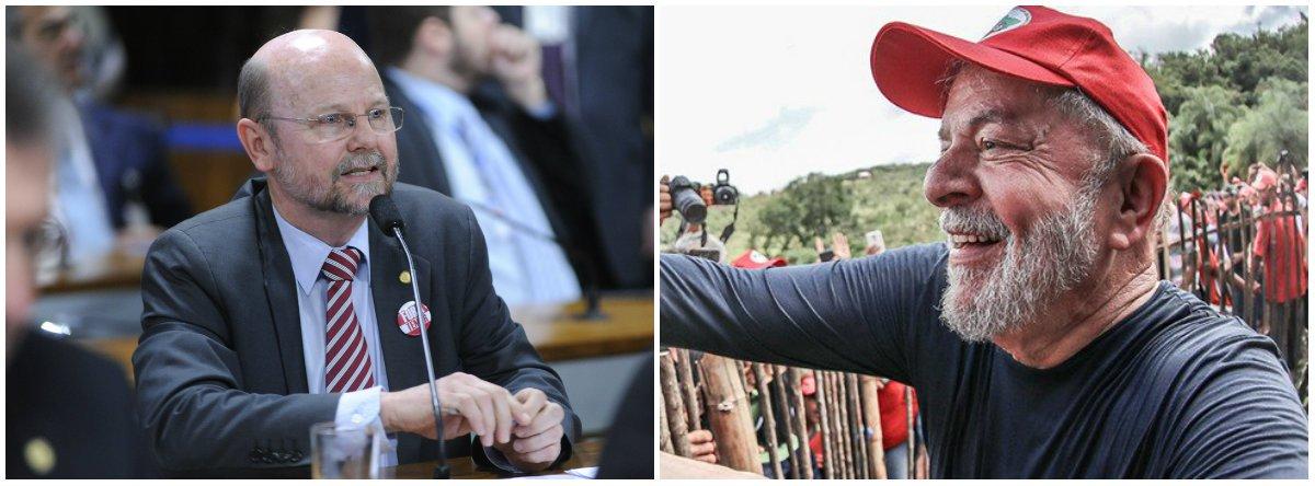 Bohn Gass: a extraordinariedade prova que Lula é preso político