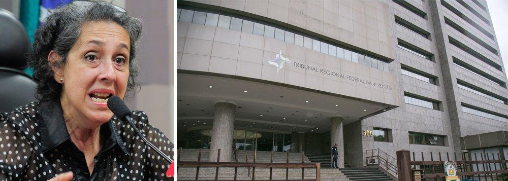 """""""TRF-4 só autoriza decisão de juiz antipetista"""", diz professora da UnB"""