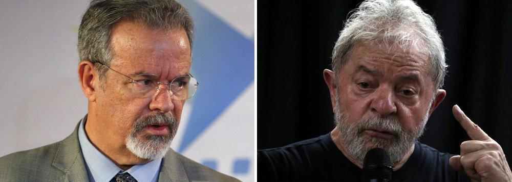 Jungmann mandou PF desobedecer ordem judicial de soltar Lula