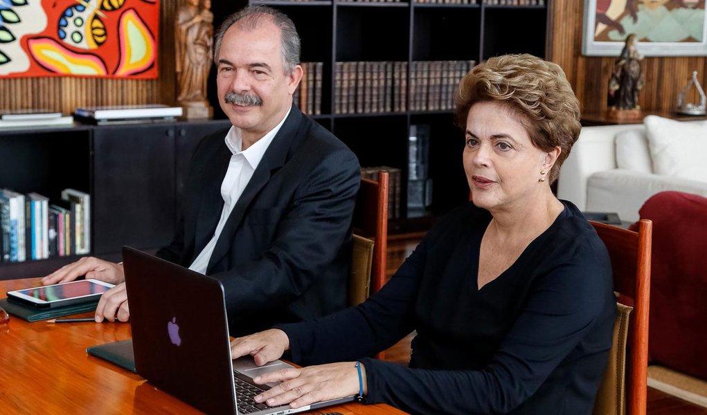 Dilma: o golpe de 64 me tirou de Minas, o de 2016 me devolveu