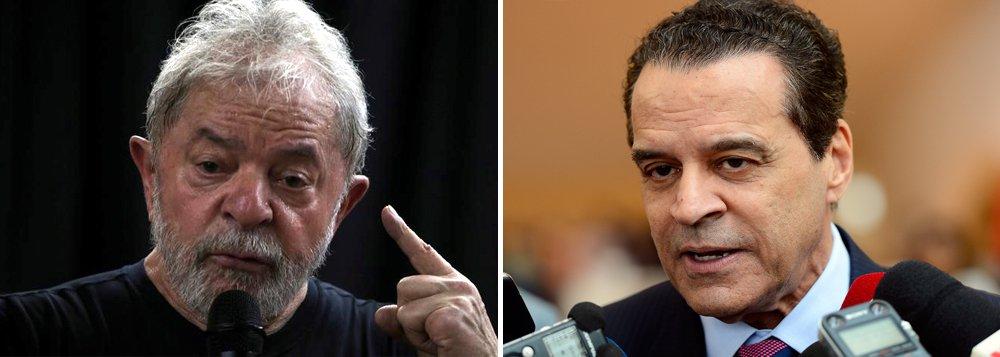Com Lula preso político, Judiciário manda soltar Henrique Alves