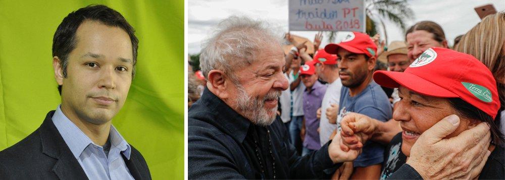 Stoppa: Lula é um sequestrado da Justiça
