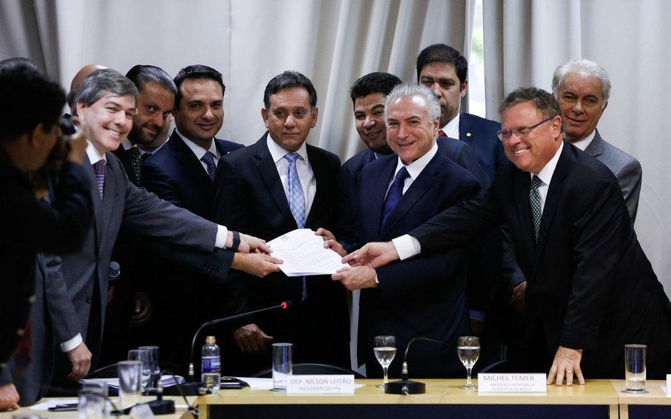 Rocha de Barros aponta as lições do leilão do centrão
