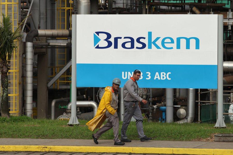 Braskem deve ser vendida para LyondellBasell em outubro