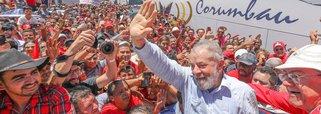 Lula é o remédio contra a praga dos gafanhotos