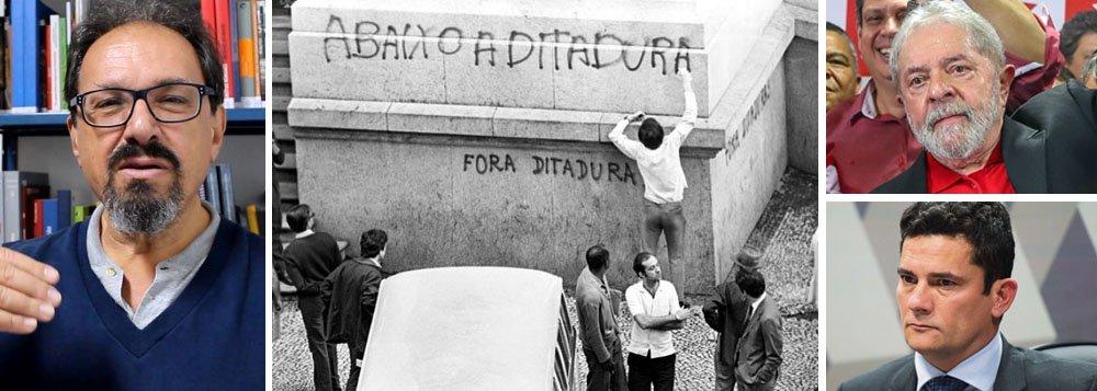 'Tecnicamente estamos numa ditadura', afirma o ex-preso político Ivan Seixas