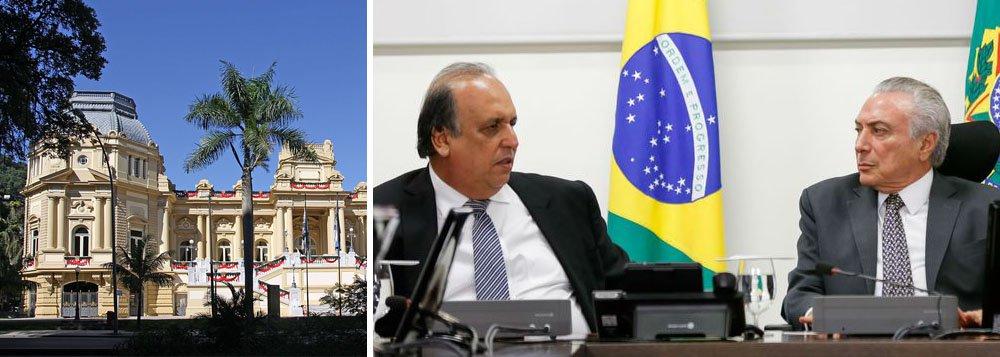O Rio só se salva com a volta da democracia