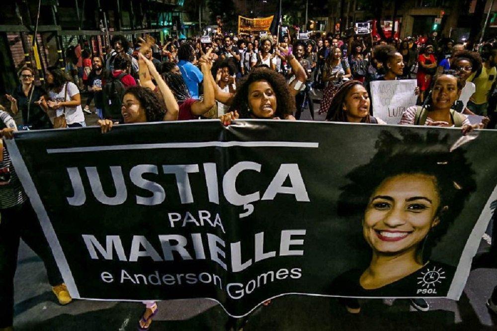 """Anistia acusa Brasil de """"falta de vontade"""" de solucionar execução de Marielle e Anderson"""
