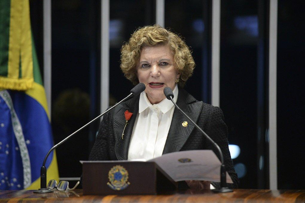 Senado: Lúcia Vânia ignora Vitti para a suplência