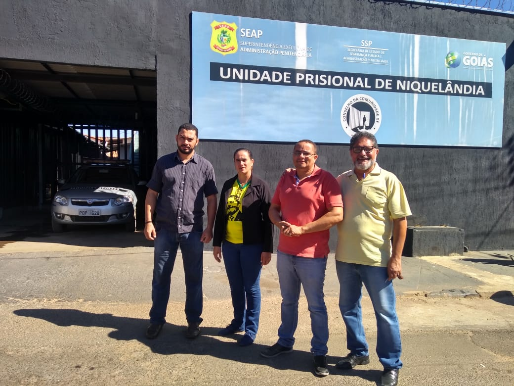 Kátia Maria fala em reestruturação do sistema prisional goiano