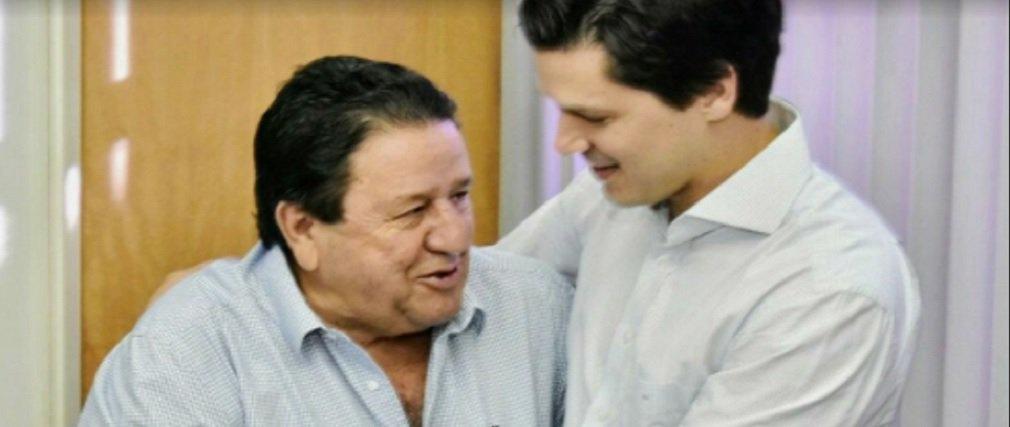 A verdadeira oposição é Daniel e não Caiado, diz Agenor Rezende