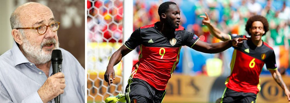 Kotscho: caímos pois imigrantes africanos mudaram futebol europeu