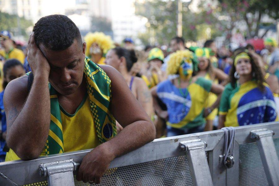 Quebra a seleção que foi sequestrada pelo Itaú e Globo