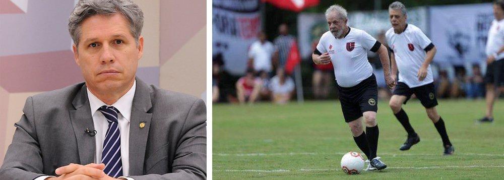 Teixeira: continuo a torcer pelo Brasil e a próxima partida é dia 7 de outubro