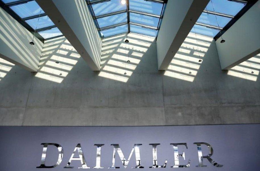 Daimler recebe autorização para testar veículos autônomos em Pequim