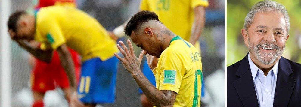 Uma Copa termina para o Brasil e começa outra: Lula livre e candidato