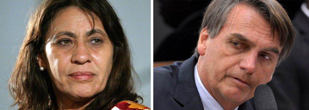 Tereza: pragmatismo eleitoral rasteiro leva empresários a aplaudir Bolsonaro