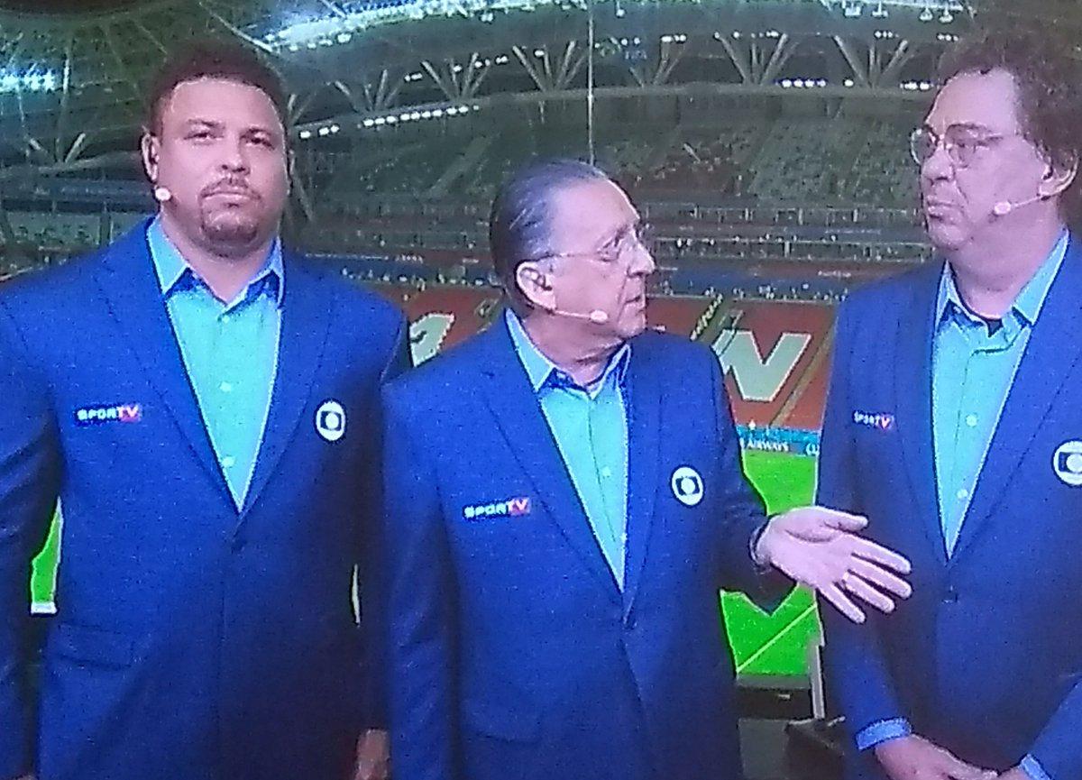 DCM: a hipocrisia de Galvão e Ronaldo ao falar de corrupção na CBF e no país