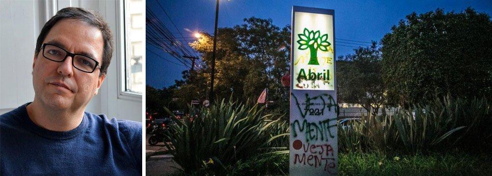 Luis Felipe Miguel: ódio de classe faz a Abril afundar