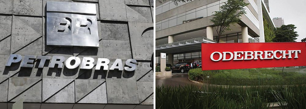 Petrobras negocia fim de bloqueio da Odebrecht