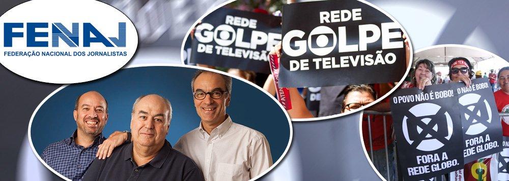 Fenaj vai acionar a Justiça contra AI-5 da Globo